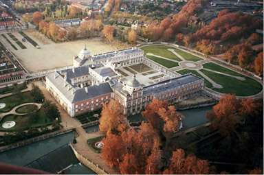 Audio guide of Aranjuez