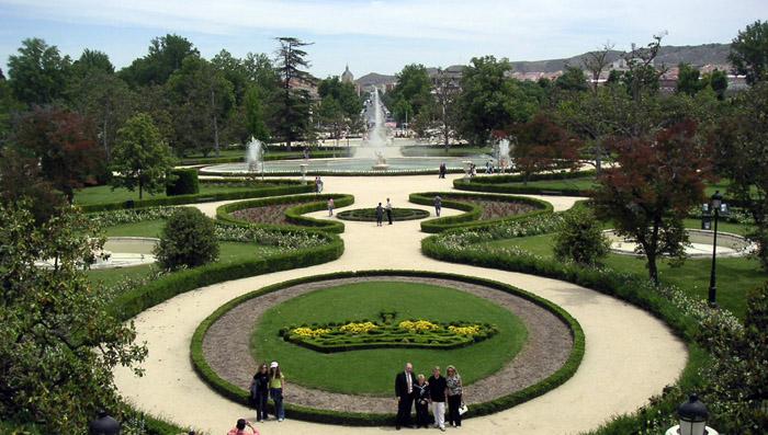 Audio gu a teatralizada de aranjuez for Golf jardin de aranjuez