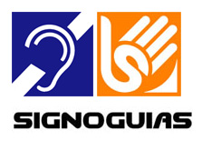 sign language guides for audioguides