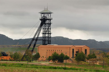 Audio guide of Puertollano´s Mining Museum